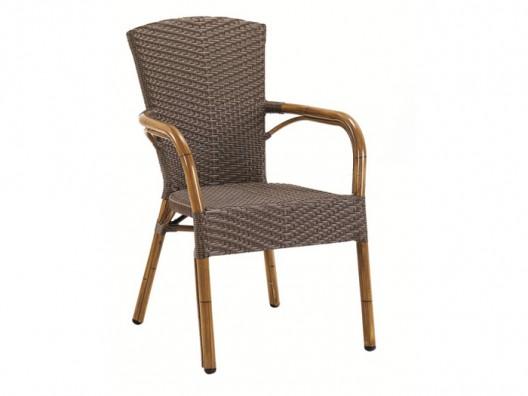 Rattan sandalye