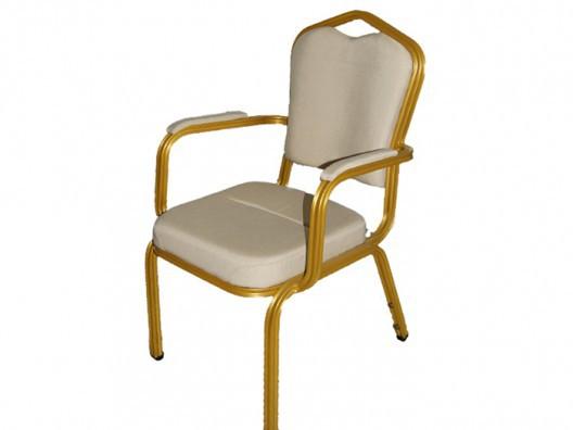 Kollu Banket Sandalye