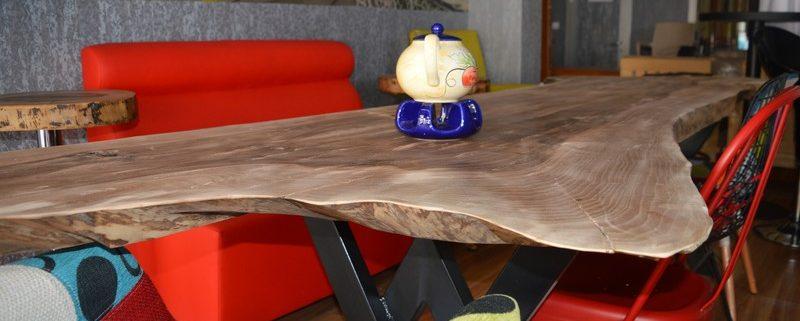 Ceviz ağaç masa