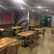 Cafe dekorasyon proje