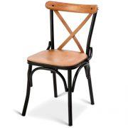 Metal tonet sandalye