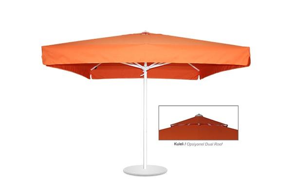 Kare Cipsli Şemsiye