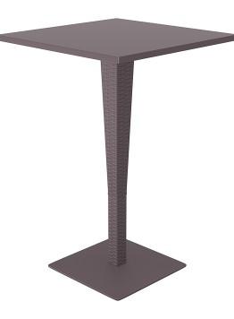 Rattan Bar masası