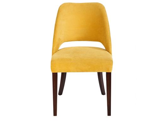 Kontra Sırtlı Sandalye