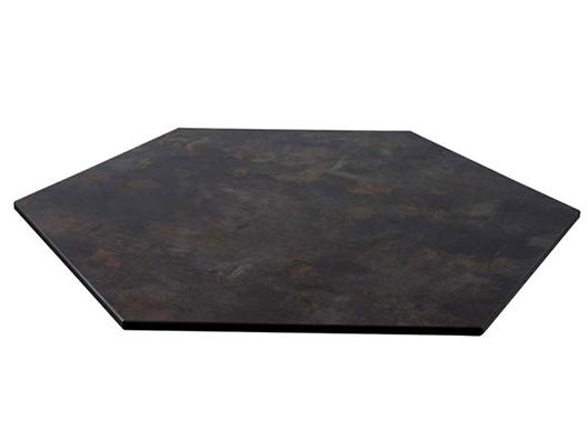 Altıgen kesim compact tabla