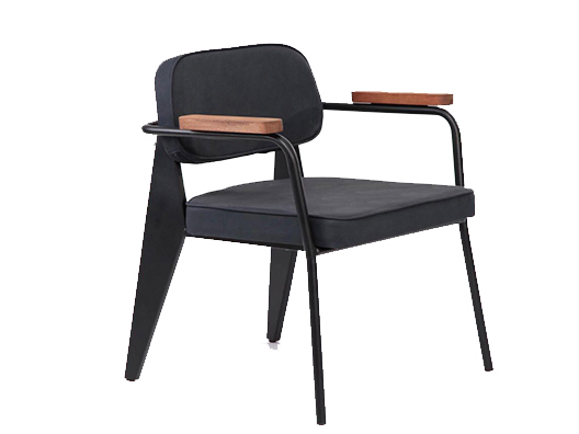 Metal Ahşap Sandalye