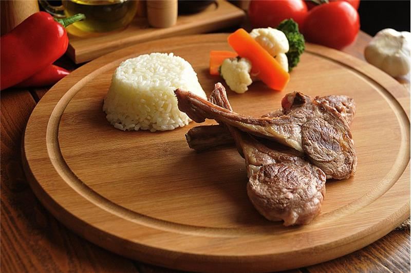 Et sunum Tabağı