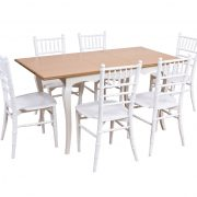 Restaurant Masası