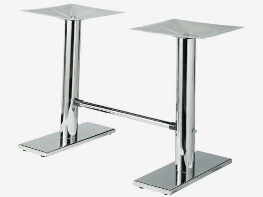Paslanmaz dikdörtgen masa ayağı