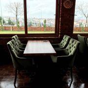 İç mekan Masa Sandalye Takımı