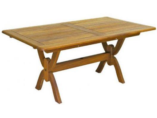 Büyük bahçe masası