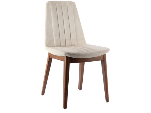 Ahşap Ayaklı Sandalye