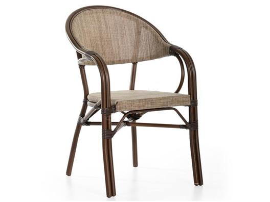 Tekstilen Sandalye