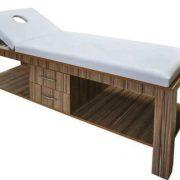 Kayın Masaj Masası