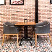 Cafe Sandalye Takımı
