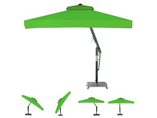 Kumandalı lüks şemsiye