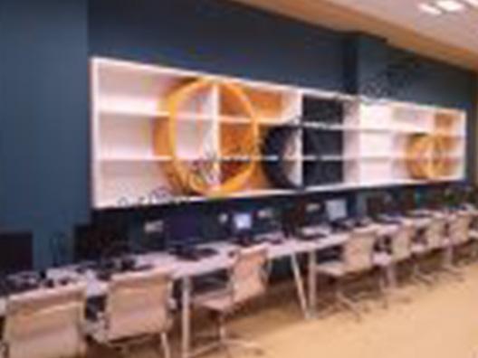 Okul bilgisayar odası