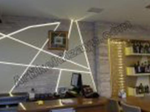 Cafe proje dekorasyon