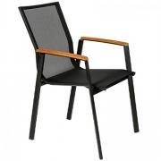 Alüminyum tekstilen sandalye
