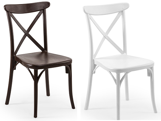 Çapraz Tonet Sandalye